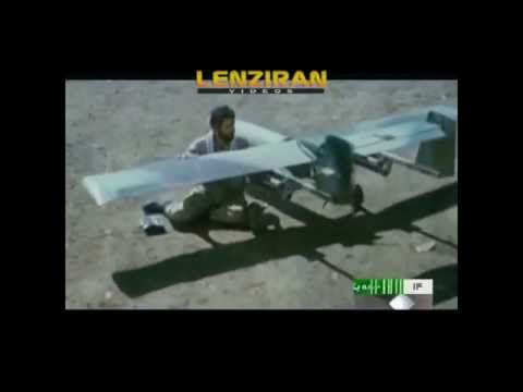 Propaganda video about missile capabilities and Drone technology  of Islamic Republic
