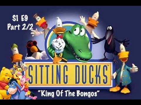 Winnie The Pooh In Sitting Ducks - S1 E9 king Of The Bongos Part 2 2 video