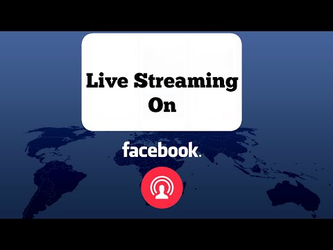 How To Live Stream On Facebook With A Computer