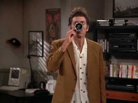 Seinfeld - Hennigan's Scotch (Kramer Drunk)