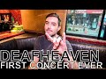 Deafheaven - FIRST CONCERT EVER Ep. 106