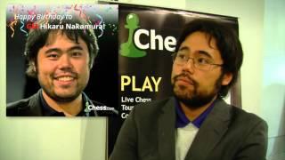London Chess Classic 2015: Hikaru Nakamura