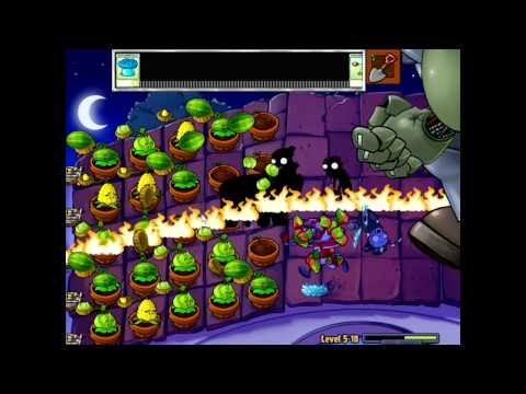 Plants vs Zombies Final Boss (HD)