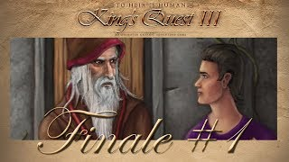 DAVENTRY BOUND!: King's Quest 3 Finale Part 1