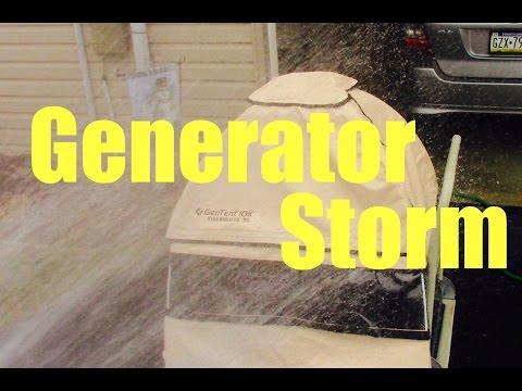 Gentent Generator Canopy Review