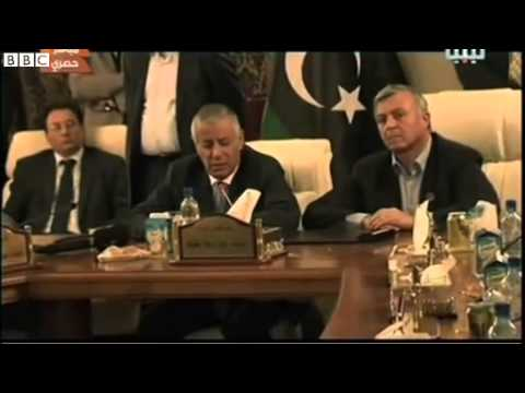 Libyan PM Ali Zeidan calls for 'wisdom and reason' after being freed