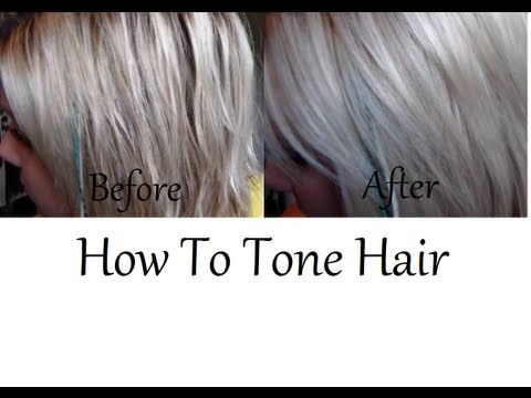How To Tone Hair+Tips.Which Toner To Use&Maintaining Blonde Hair