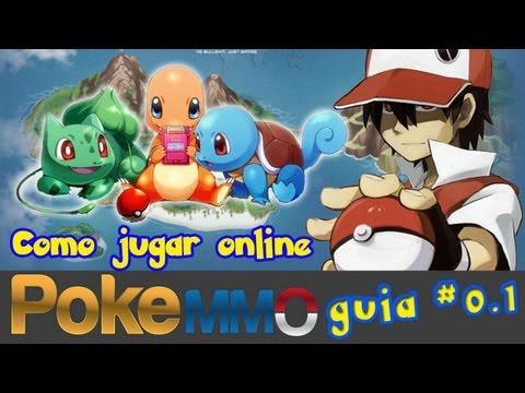 PokeMMO RPG de Pokemon - Guia #0.1 - Como jugar Online