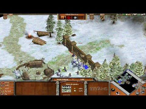 Age of Mythology  The Titans - Bonus Parte 1 - El Viaje de Brokk