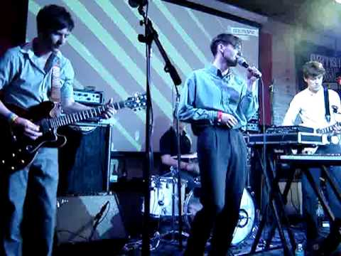Nometo - Dutch Uncles live at SXSW - TGTF exclusive - 16.03.12