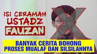 (PART 1) Astagfirullah! Isi Ceramah Ustadz PALSU Yang Mengaku Mualaf, (INVESTIGASI DI VERTIZONE TV)