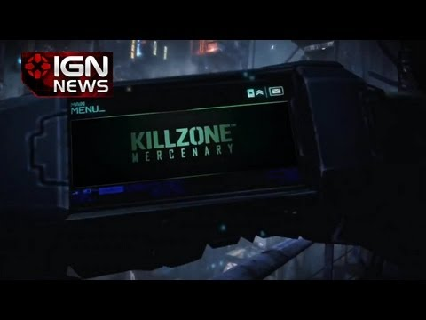 IGN News - Killzone: Mercenary Coming Early