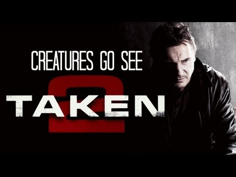 Creatures Go See Taken 2 (Lost Movie Trip)