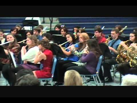 Lowellville High School Christmas Concert 2011