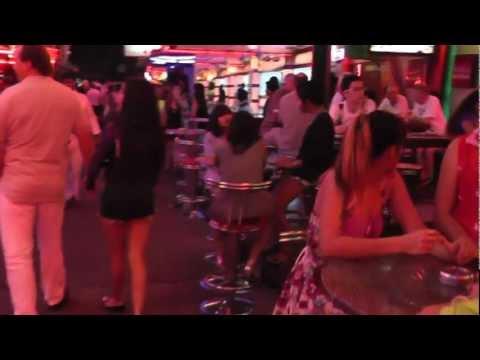 "Bangkok / City of Life / ""lucky's"" Soi Cowboy (full HD)"