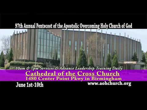 2013 Pentecost of the AOH Church Promo