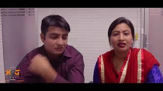 Tax vs Suit | Punjabi Funny Video | Latest Sammy Naz