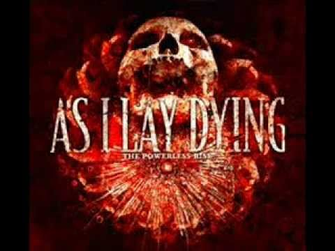 As I Lay Dying - The Only Constant Is Change