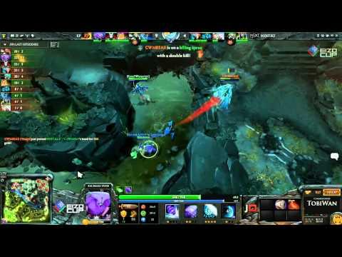 NextKZ vs Kaipi Game 2  EIZO Cup #3 - TobiWan