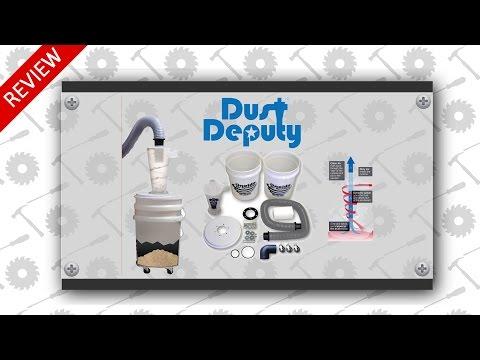 Review - Dust Deputy Cyclone