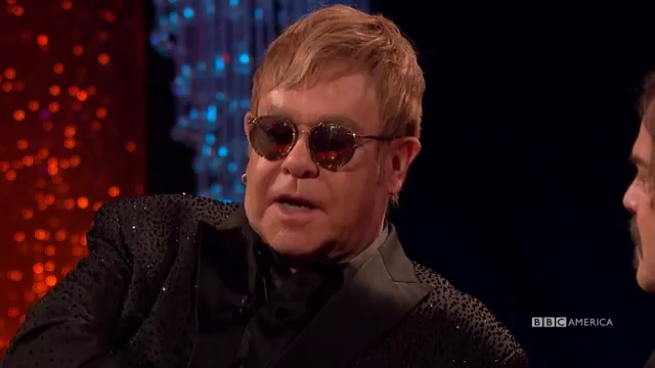 Is This Elton John's Farewell Tour? - The Graham Norton Show