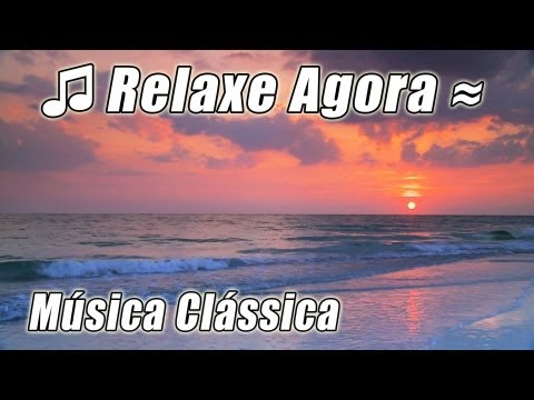 MUSICA CLASSICA para ESTUDAR # 1 Lista de Estudo Musica Calmante Classic Relaxante Piano Relaxar HD