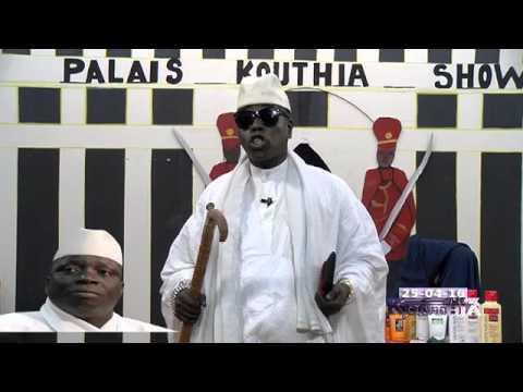 Yahya Jammeh répond à ses détracteurs - Kouthia show 25 avril 2016