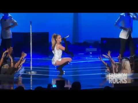 """Jennifer Lopez - """"Booty"""" Live At Fashion Rocks 2014"""