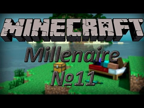 Minecraft с модом Millenaire 11 серия