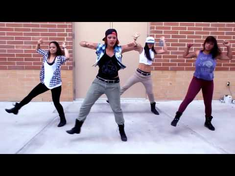 ball T.i. Ft. Lil' Wayne Choreography By: Candice Mays video