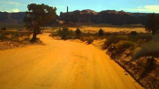 Usa Tour 2011  Part 6 From Moab Ut Through Monument Valley To Page Az
