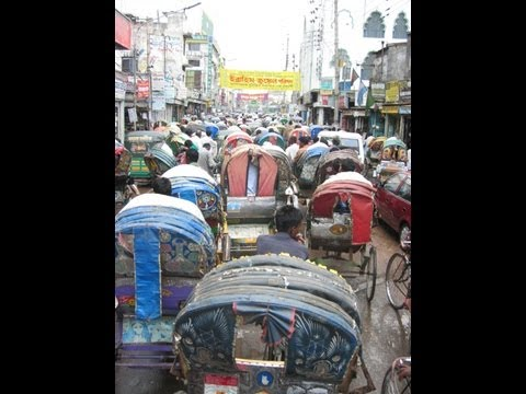 Life in Dhaka - Bangladesh