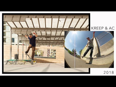 KREEP & AC 2018 - A RED TELEPHONE RETROSPECTIVE