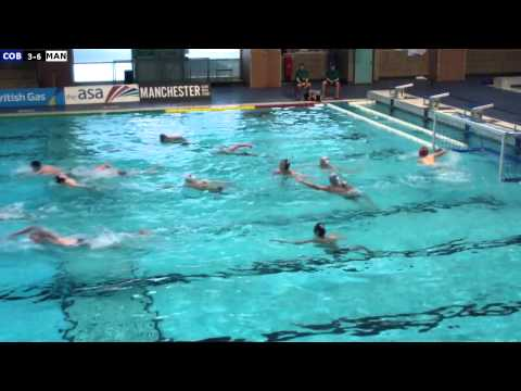ASA NAG, Boys Junior Water Polo Final 2013, City of Birmingham vs City of Manchester