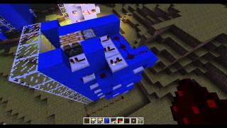 minecraft tutorial #6 come fare un ascensore ITA parte 2/2