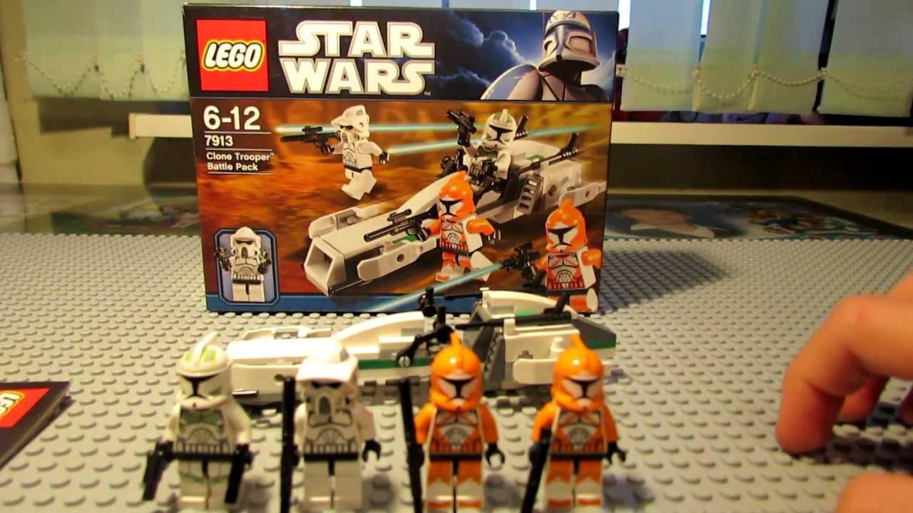 Clone Battle Pack 2012 Clone Trooper Battle Pack