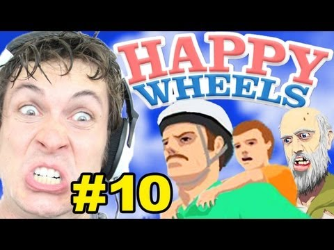 Happy Wheels - OWNAGE - Part 10
