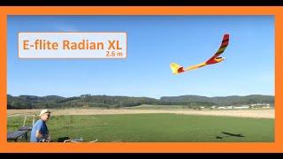 E-flite Radian XL 2.6m | MLZ