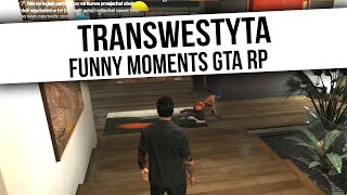 GTA RP | TRANSWESTYTA | Funny Moments  from Fumfeel Shoty