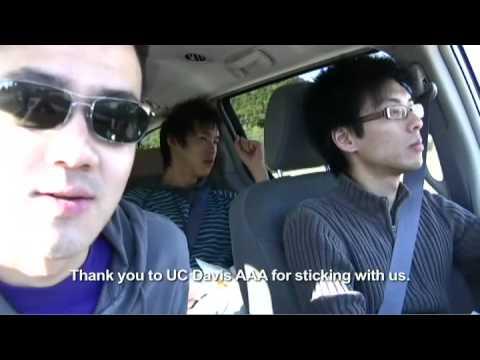 Wong Fu on Tour Part 1/3- Spring 09 - Davis to Humboldt