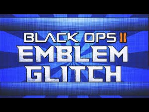 Bo2 How to Copy Emblem Glitch