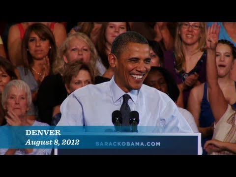 Two Days in Colorado - Obama for America
