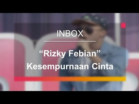 Rizky Febian - Kesempurnaan Cinta (Live on Inbox)