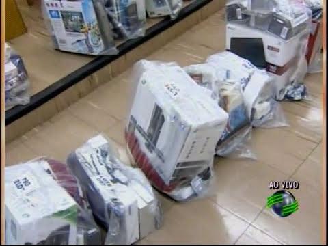 Receita Federal faz leilão de câmeras filmadoras, fotográficas e notebooks