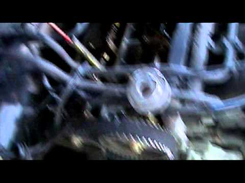 FORD FOCUS TIMING BELT PART 2.mpg