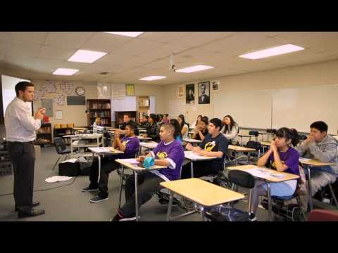 Classroom Management - Week 1, Day 1 video