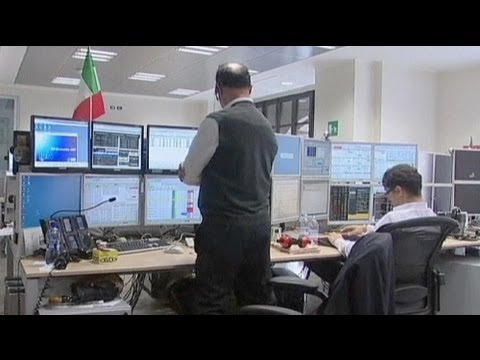 Italy suffers from Spain's debt problems