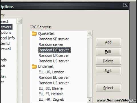 Grundlagen: Internet Relay Chat (IRC) (Teil 1 von 4)