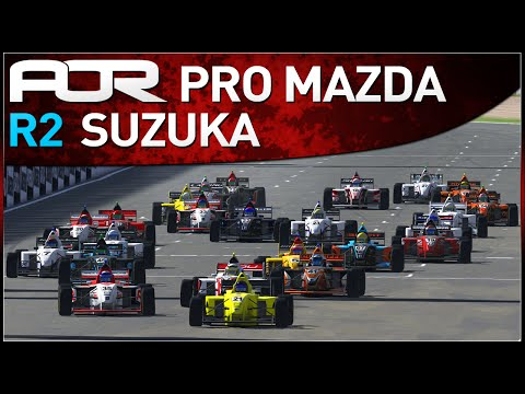 Official Highlights from Round 2 of the AOR Pro Mazda Championship on iRacing! Edited by Crekkan and commentated by FakeGhostPirate and Crekkan. For more inf...