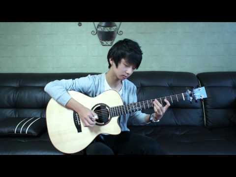 Sungha Jung - Take On Me